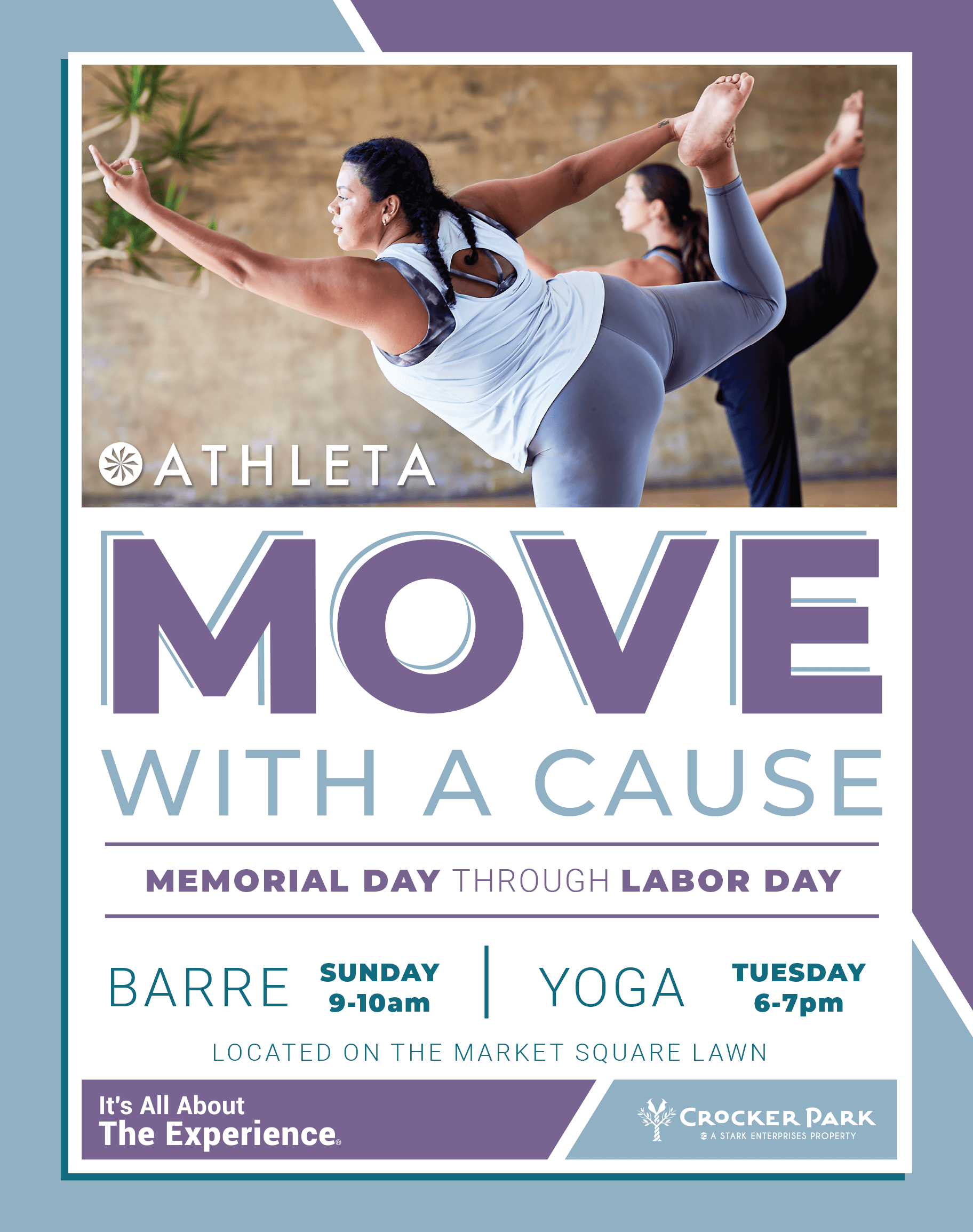 Move With A Cause