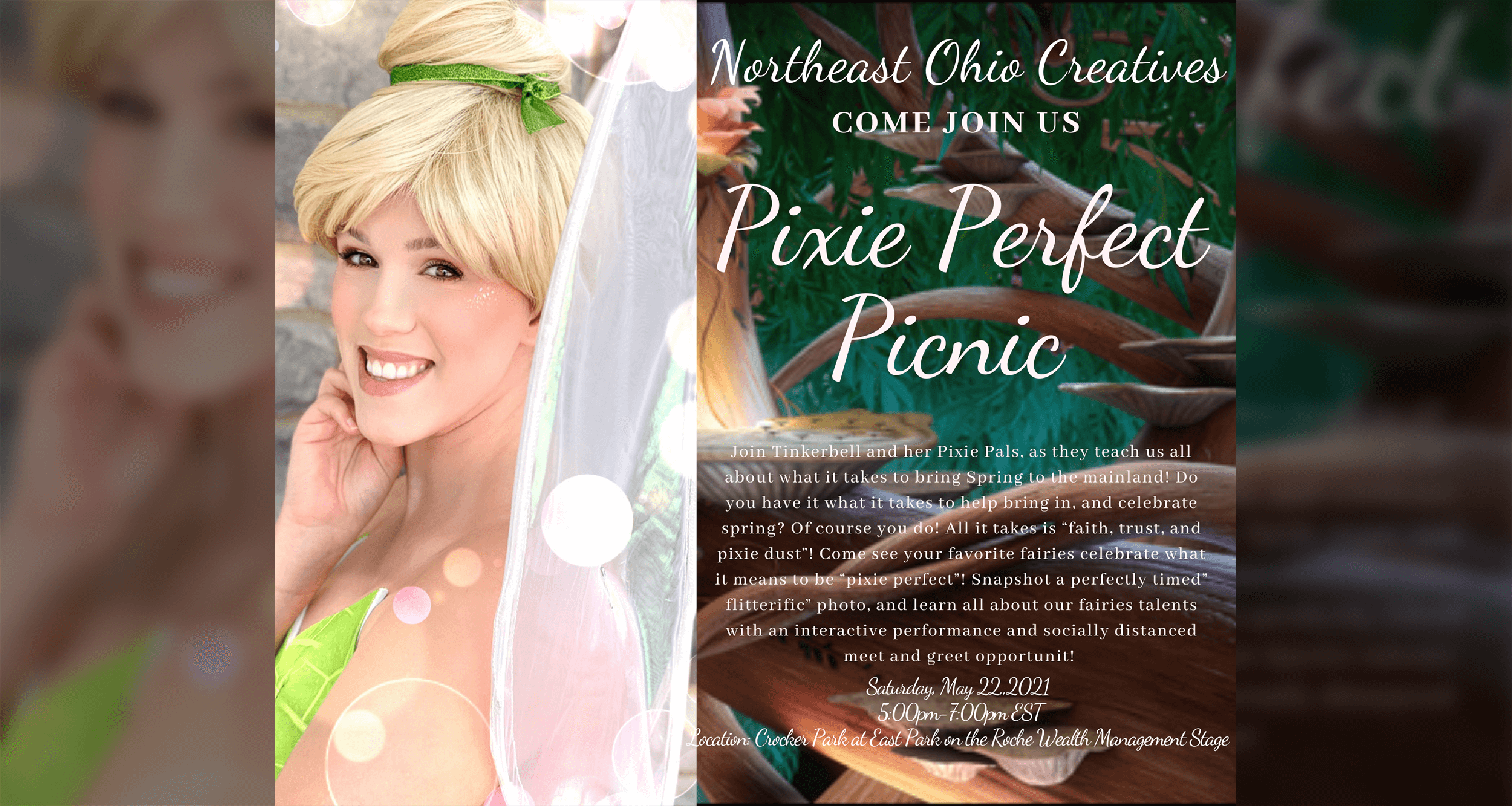 Pixie Perfect Picnic