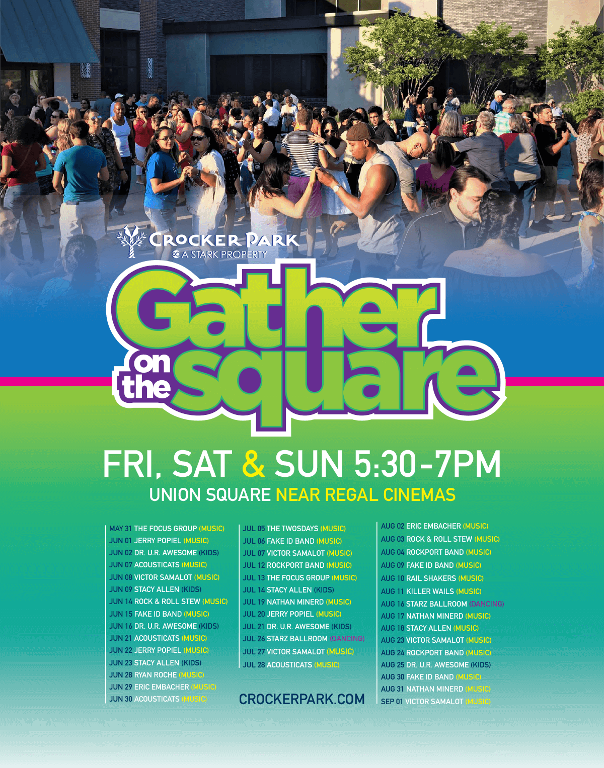 Gather on the Square
