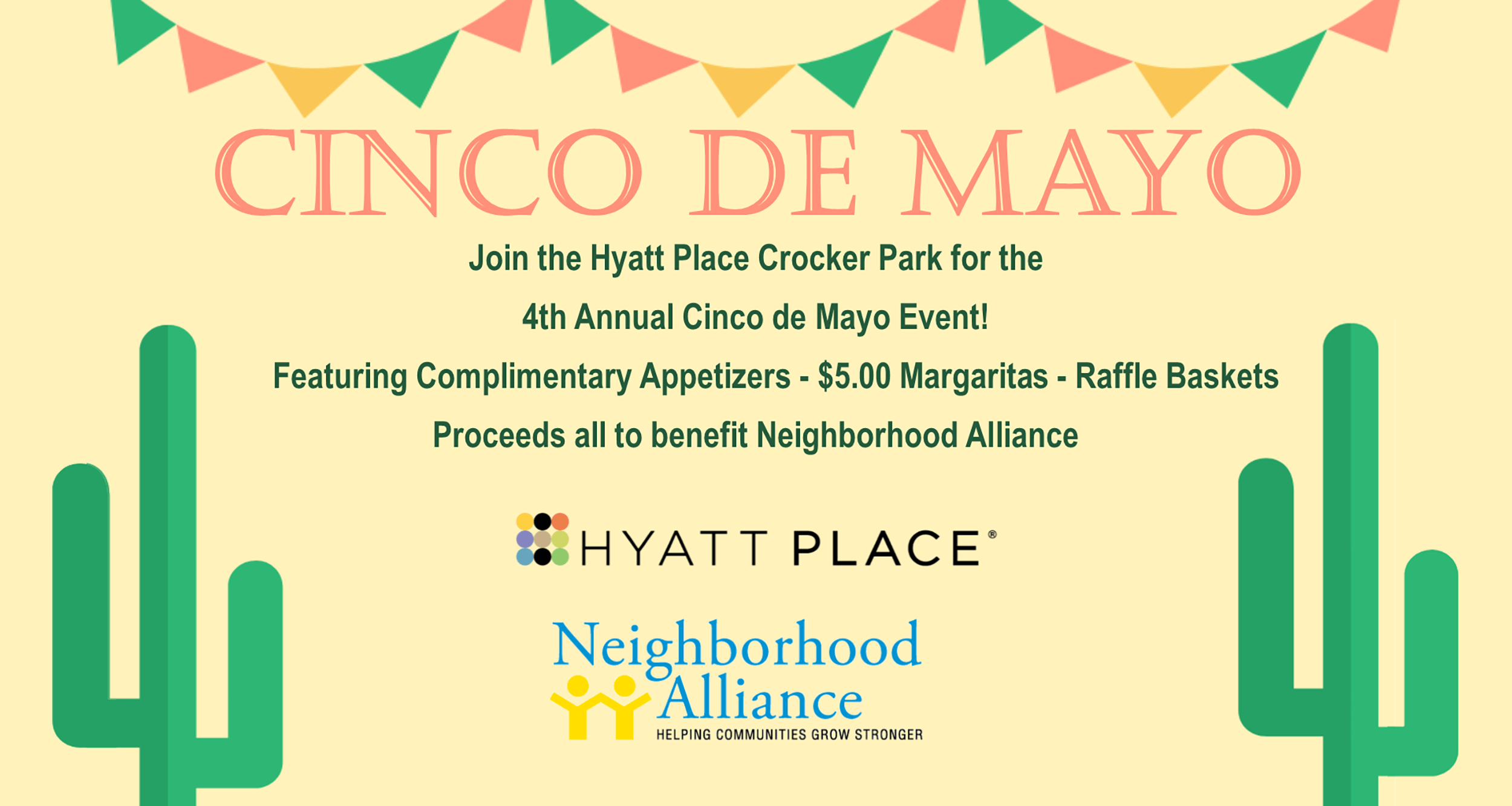 Cinco de Mayo at Hyatt Place