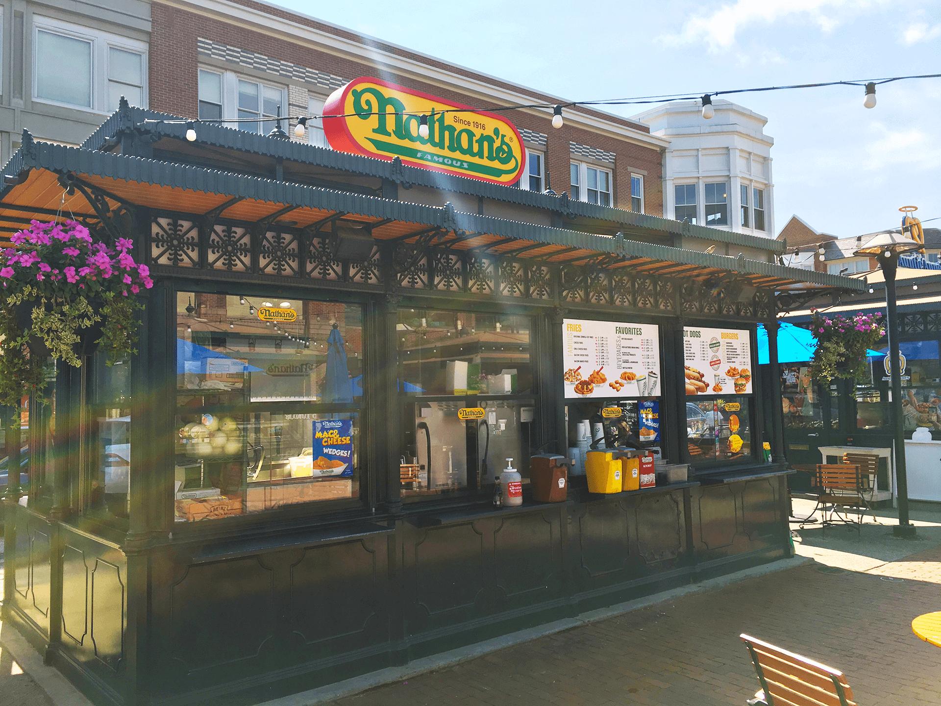 Nathan's Hotdogs