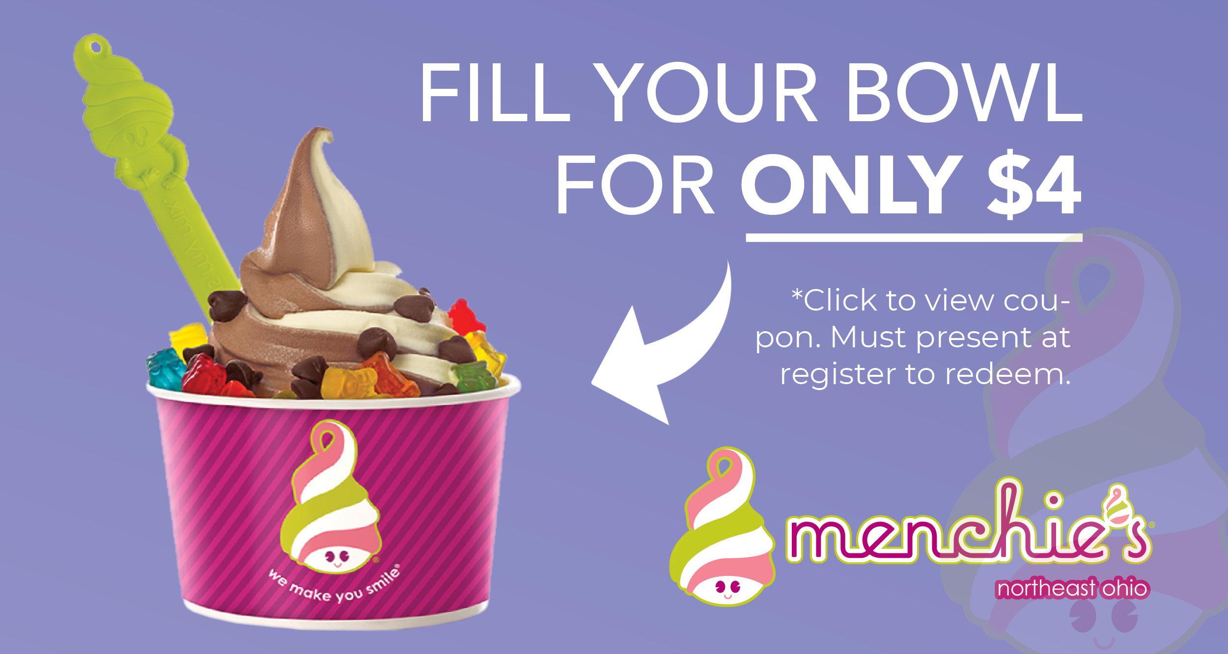 Menchie's Special